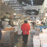 Best Sushi Comes from TSUKIJI in Tokyo, the Biggest Fish Market