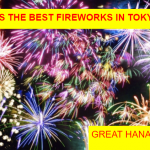 Tokyo's Best Fireworks Festivals 2017: Don't Miss Those 5 Awesome Fireworks