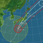 Where is Super Typhoon Lan? Weather News October 23