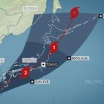 Weather News: Typhoon Trami Update: Where is it? How Strong is it?